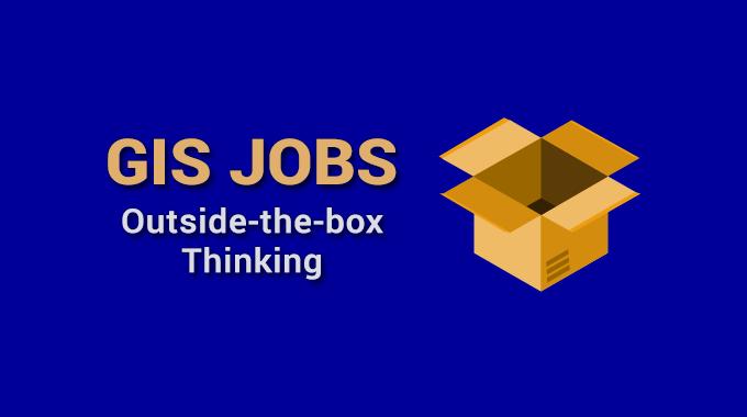 gis jobs ideas