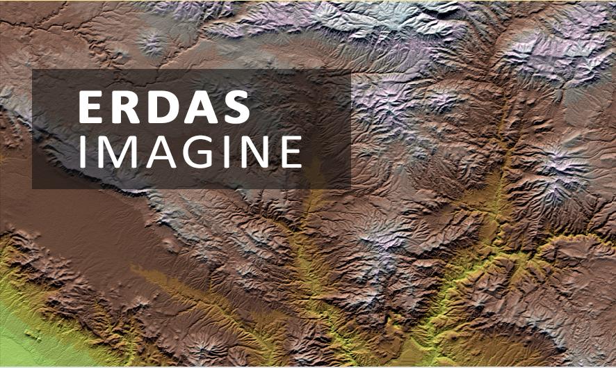 Erdas Imagine Earth Resources Data Analysis System Gis