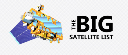 50 Satellites You Need To Know: Earth Satellite List - GIS Geography