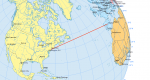 Why Are Great Circles the Shortest Flight Path?