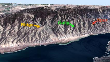 Ridge Gully Spur