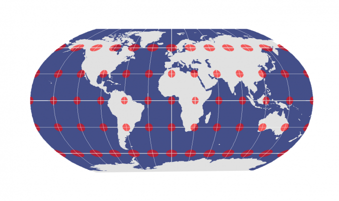 Robinson Projection - Compromise