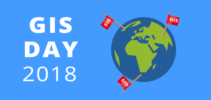 GIS Day is on Wednesday, November 13, 2019 - GIS Geography