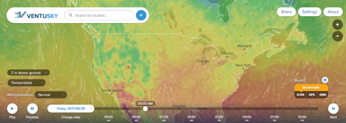 7 Global Weather Maps Like You\'re on Cloud 9