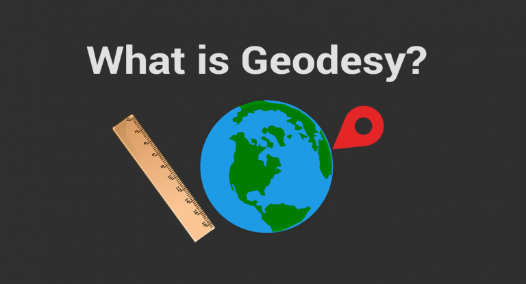 """Geodesy: The Mathematics of """"Where"""""""