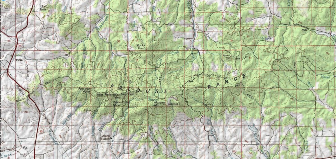 Topography Map Of Maine.How To Download Usgs Topo Maps For Free Gis Geography