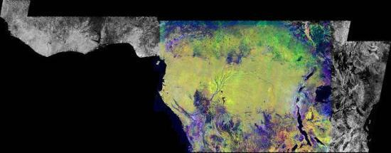 L band radar africa