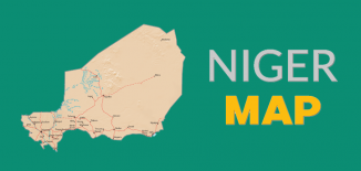 Niger Map Feature