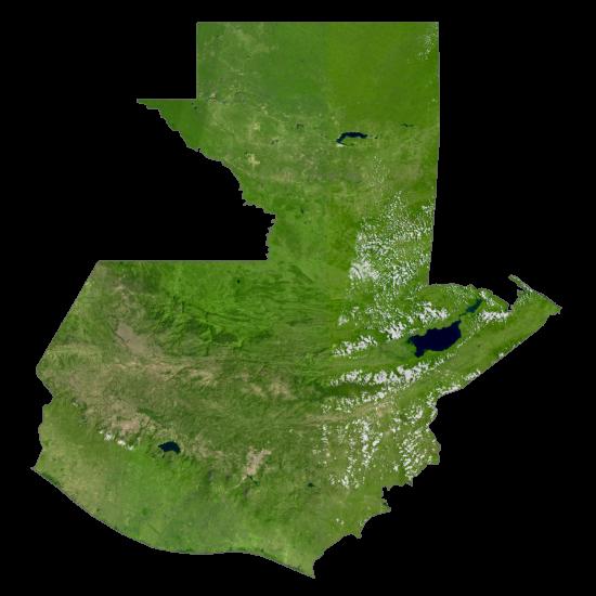 Guatemala Satellite Map