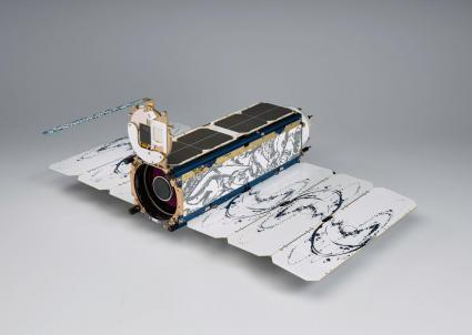 Planet Labs - Dove Satellite