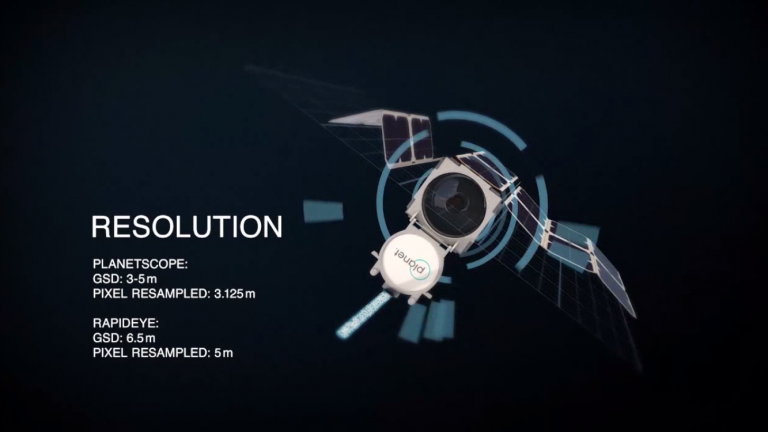 Planet Labs Imagery: The Entire Earth, Everyday