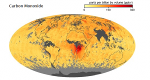 NASA Earth Observatory: Global Environment and Climate Data