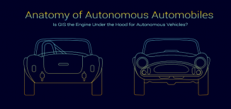 Anatomy Autonomous Vehicles Automobiles GIS Mapping
