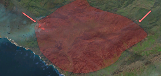 Active Fire Maps - Landsat Burned Area Extent