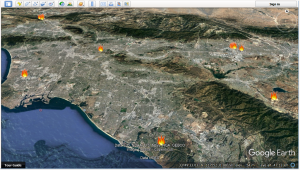 Active Fire Maps Google Earth Pro