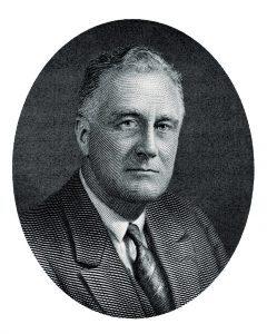 Franklin D. Roosevelt (FDR)