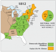 US Election 1812