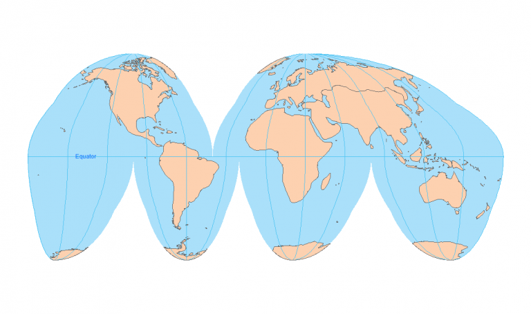 What are Map Projections? (And Why They Are Deceiving To Us)
