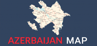 Azerbaijan Map Feature