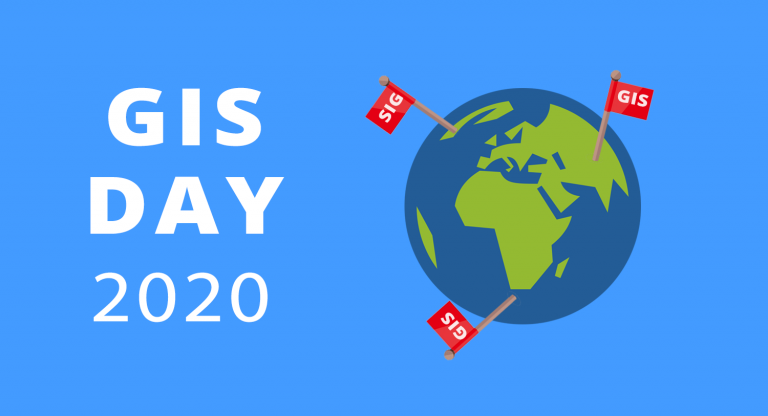 GIS Day is on Wednesday, November 17, 2021