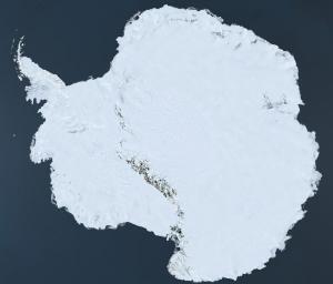 LIMA Antarctica Map
