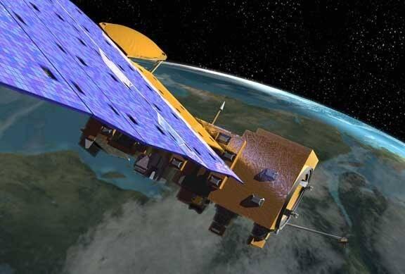 MODIS: Moderate Resolution Imaging Spectroradiometer [Satellite]