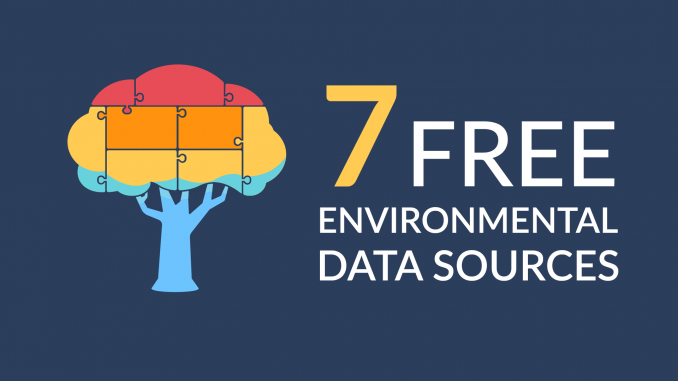 free world climate data sources