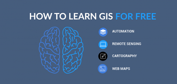 free online courses in gis and remote sensing