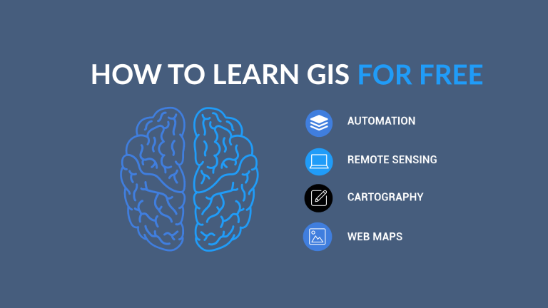 How to Learn GIS for Free