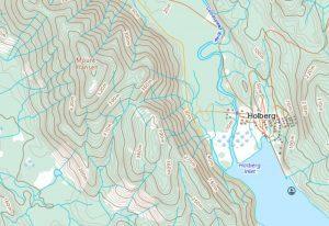 topographic maps canada toporama