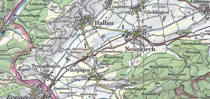 10 Topographic Maps From Around the World - GIS Geography