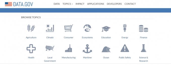 us open data initiative