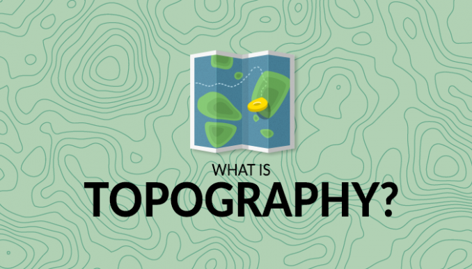 what is topography