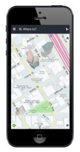 GPS Navigation Apps Here WeGo