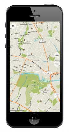 GPS Navigation Apps Maps Me