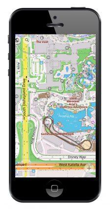 GPS Navigation Apps OSMAnd