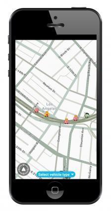 GPS Apps Waze
