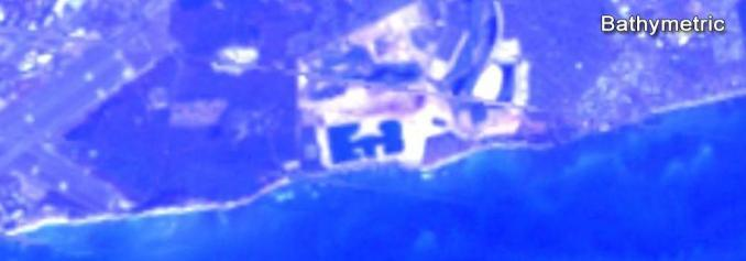 Landsat Bathymetric