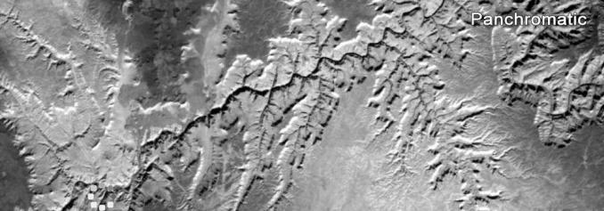 Landsat Panchromatic