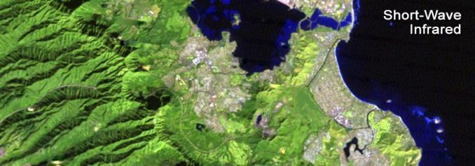 Landsat Shortwave Infrared