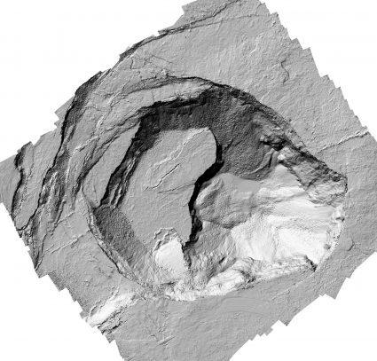 Photogrammetry Kīlauea Volcano