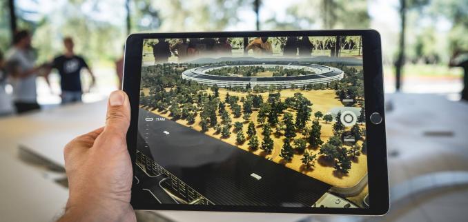 augmented reality gis