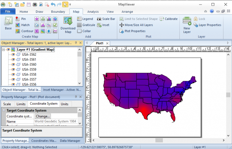 MapViewer by Golden Software (Review)