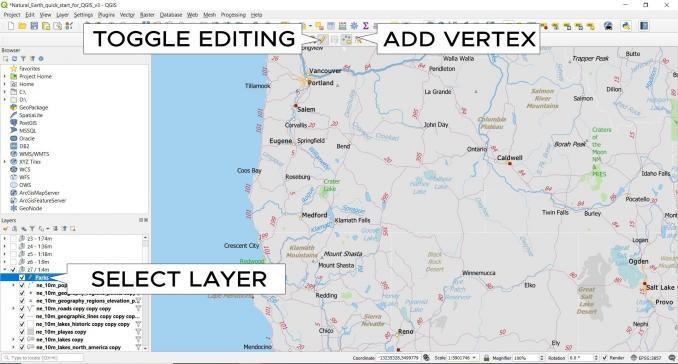 qgis 3 editing