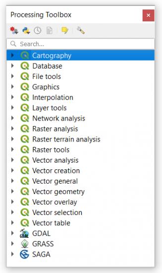 qgis 3 processing toolbox