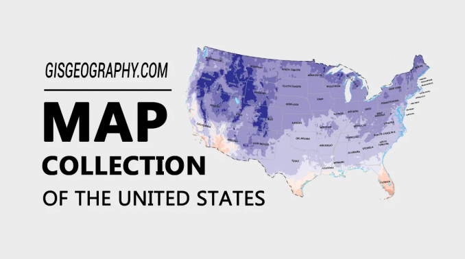 US Map Collection