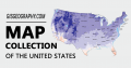 The United States Map Collection