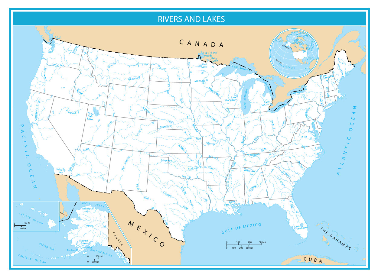 Picture of: The United States Map Collection Gis Geography