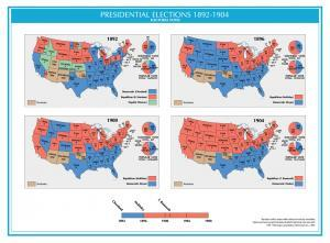 Presidential Elections 1892-1904