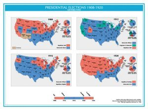 Presidential Elections 1908-1920